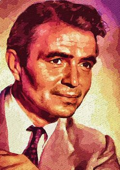 James Mason by peterpicture