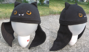 Batty Hat by clearkid
