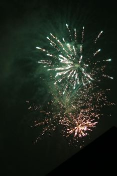 Fireworks Stock 38 by Malleni-Stock