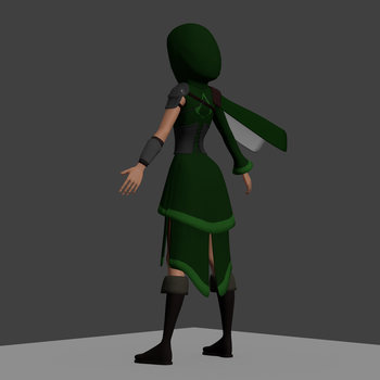 unnamed character texture gown wip 1 by crispychaney