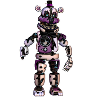 Nightmare Time Freddy by TheRealBoredDrawer