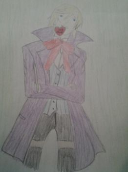 Alois Valentine by CatHime