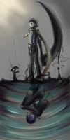 Persona 3 - Reflection by bahamutneo