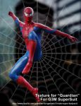 WebMan Texture for Genesis 3 Male Super Body Suit by RawArt3d
