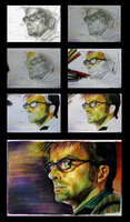 Colored Pencil Tutorial Thing by EatToast