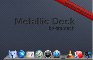 Metallic Dock by grebtech