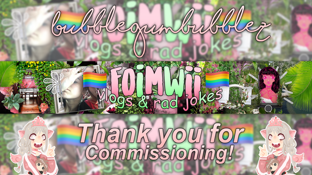Finished banner for Foimwe by Princess2641AJ