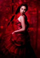 Red Passion by amygdaladesign