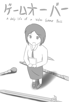 GAME OVER A Daily life of a video game Boss by rkp102