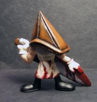 Pyramid Head SD1 FOR SALE by Meadowknight