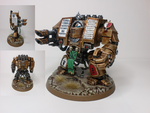Venerable Dreadnought from the order of light by McGoe