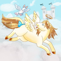 High Flying Friends by Sound-of-Heaven