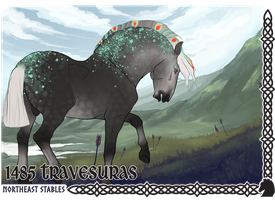 1485 Travesuras by NorthEast-Stables
