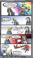 FE-Lucius' many problems by igglypou
