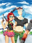 Summer Fighters by 100procent-Juul