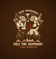 Call The Captains by Winter-artwork