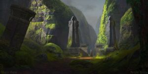Project Rewind: Entrance by Narholt