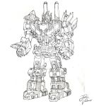 The War Within - Bruticus - Design Development by JP-V