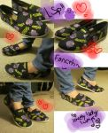 LSP Shoes :DD by GumpyTraditions