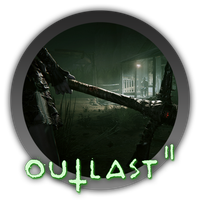 Outlast II (2) - Icon by Blagoicons