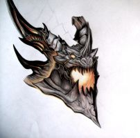 Deathwing by Departedpro