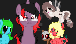 Look What we Have here an Art Stealer by Undertaleiscool13