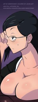 Nanao - Bleach [kennycomix] Preview by kenny-comix