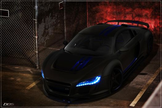 Audi R8 Razor by thedesign05