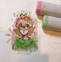 pidge by jennshiki