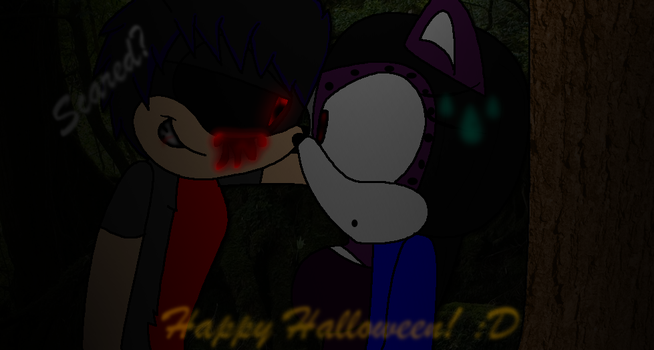 Happy Halloween 2013 by BloodCoveredTears