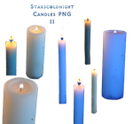 candles PNG II by StarsColdNight