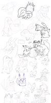 Doodles: Pokemon