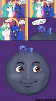 Moon moon by TraLaLayla