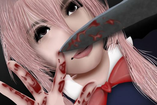 Yuno by A-Nightmareous