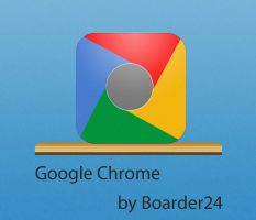 Google Chrome Squared by Boarder24