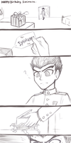 HBD Ishimaru by firehorse6