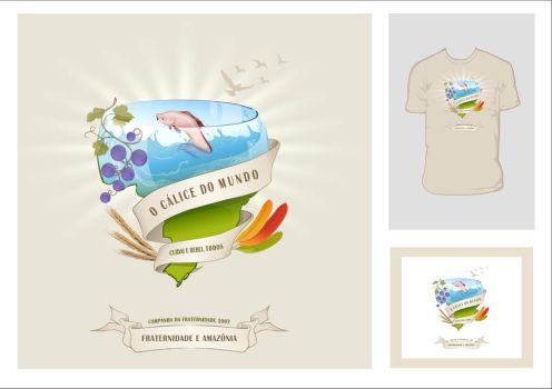 Shirt for Eucaristic by helenovs