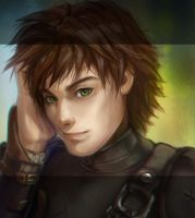 HtTYD2: Hiccup by Anixien
