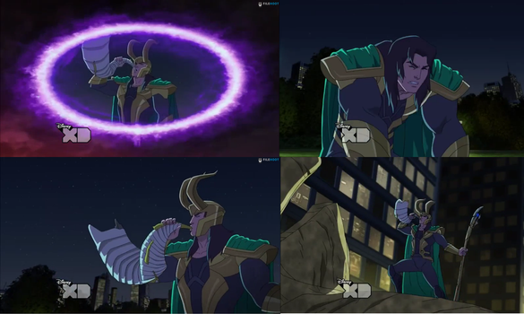 Good Pics Of Loki In My Opinion by megamindroxanne