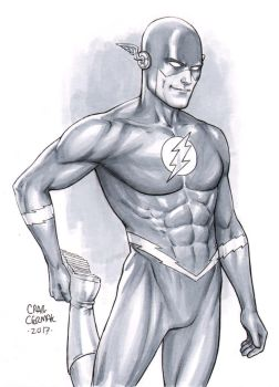 Flash - Wally West by craigcermak