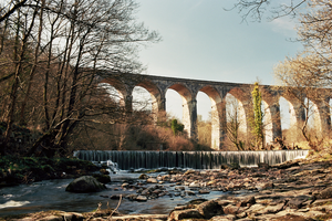 Viaduct by StuartChell