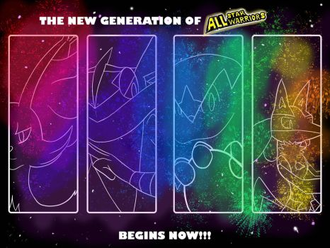 The New Generation Pgs. 01 - 02 by All-StarWarriors