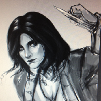 WIP - Mary Read by Krizy
