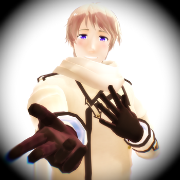 [MMD] APH: Friends with Russia by LockdownVII
