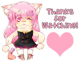 Thank you. by XMireille-chanX