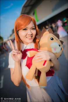 Bleach - Inoue Orihime by Meganelover