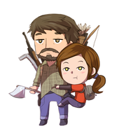 The last of us by keterok