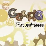 Gears brushes by Beliarat