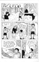 adventures of lyle pg 1 by Megalosaurus