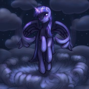 Midnight Flyer by cow41087